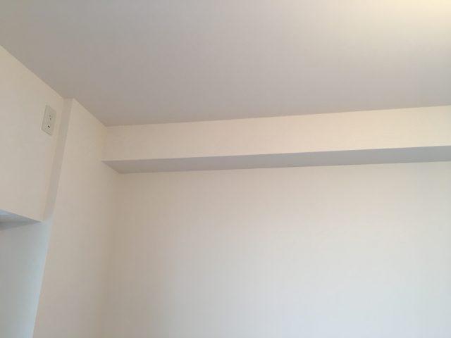 マンションにありがちな柱ですが、工法によっては戸建てでも出来ます