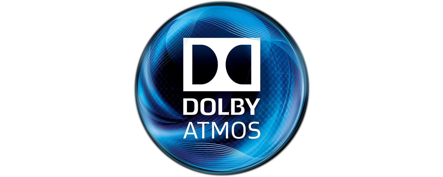 Dolby Atmosのロゴ
