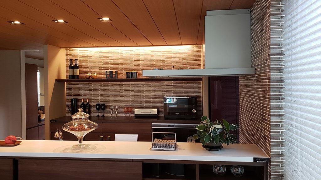 Panasonicのキッチン
